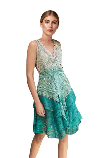 Thurley - Bahamas Dress - Green