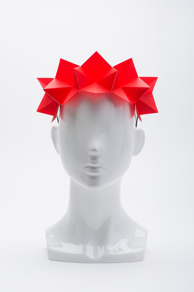 Ford Millinery - Red Swan