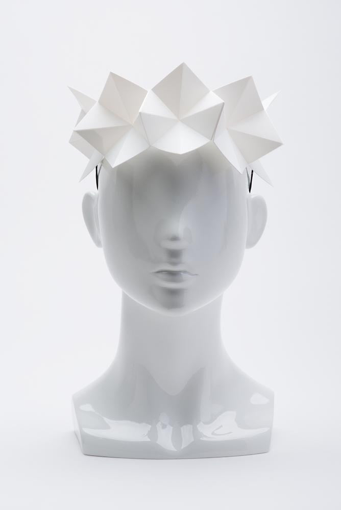 Ford Millinery - White Swan