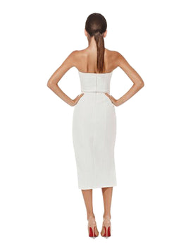 Misha Collection - Pasquale Dress Milk