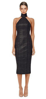 Misha Collection - Wilhelmina Dress Ebony