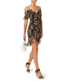 Nicholas - Ava Floral Wrap Dress