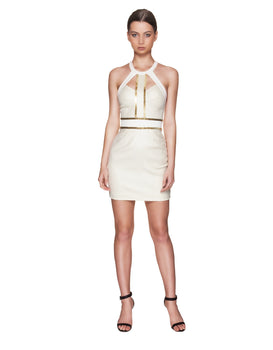 Sass & Bide - You`re Everywhere Dress - EX RENTAL SALE