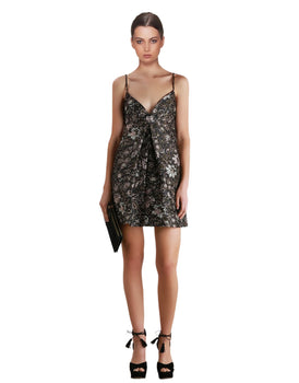 Zimmermann - Adorn Brocade Dress