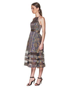 Zimmermann - Esplanade Spiral Dress
