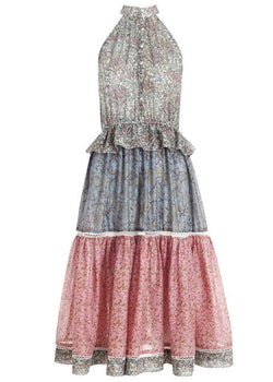 Zimmermann - Roamer Tiered Dress