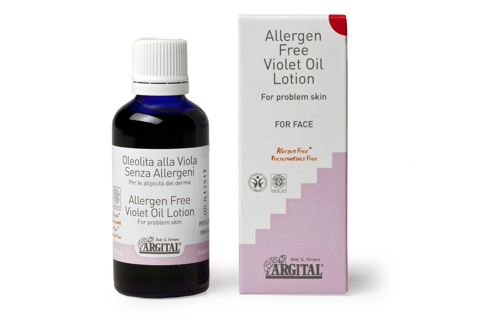 Allergen Free Violet Oil Lotion
