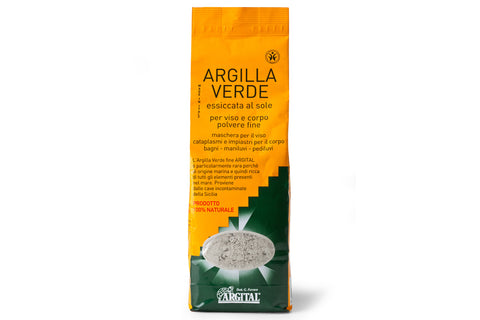 Argital Fine Green Clay 1kg