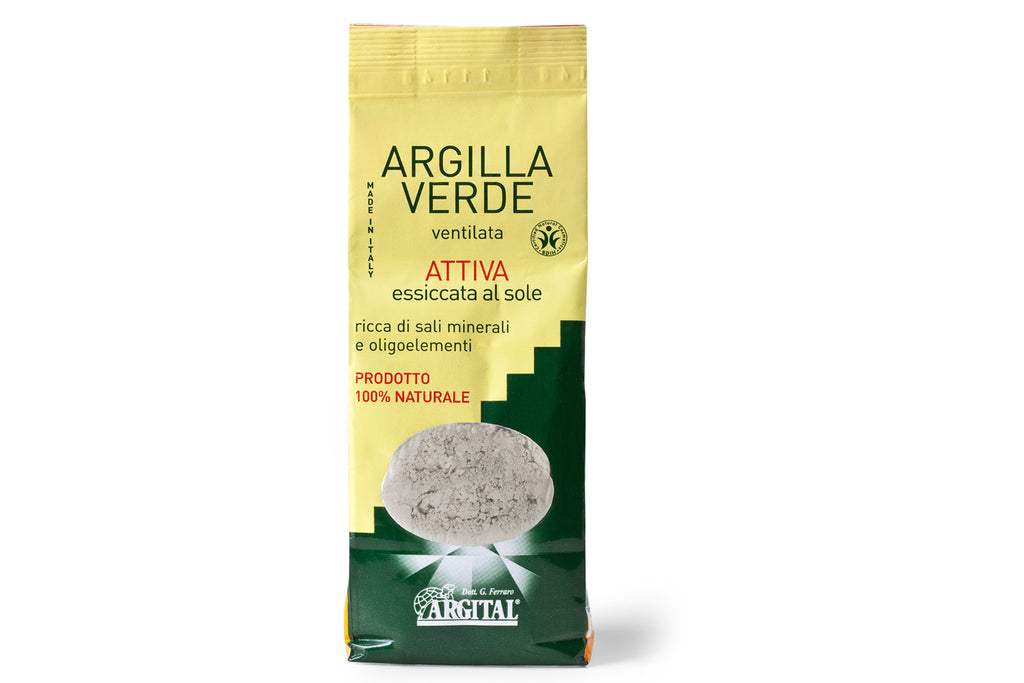 Ventilated Activated Green Clay 500g