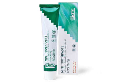 Mint Toothpaste - Refreshing