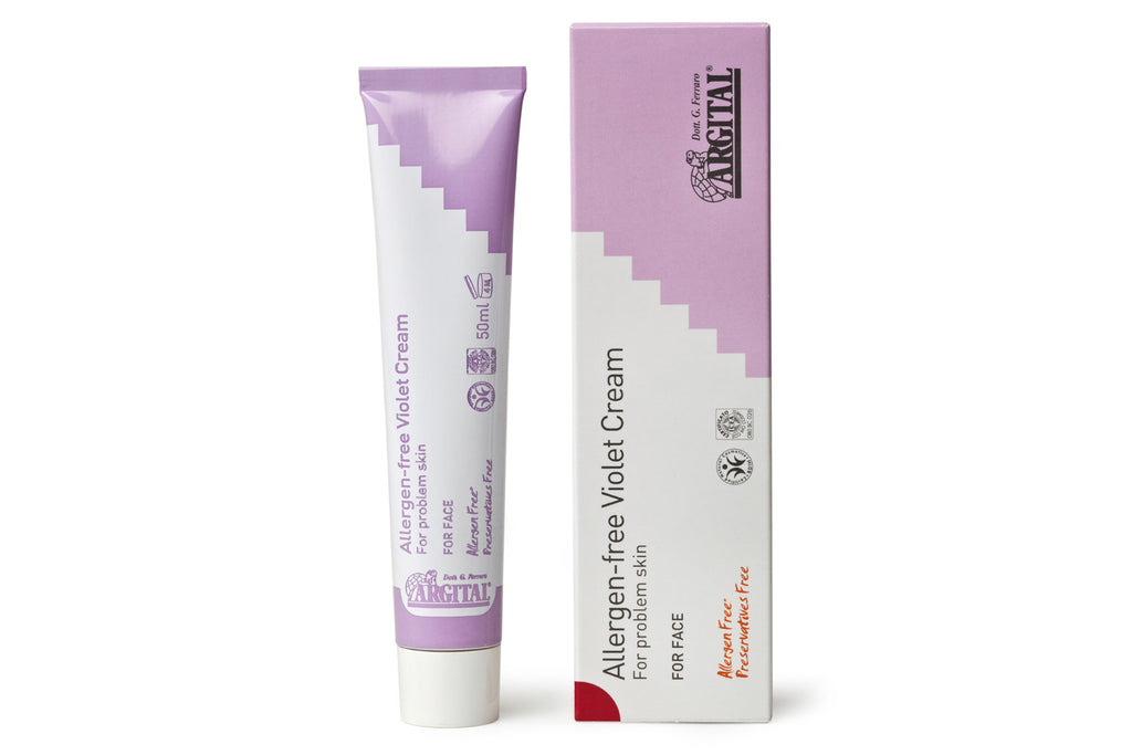 Allergen Free Violet Face Cream