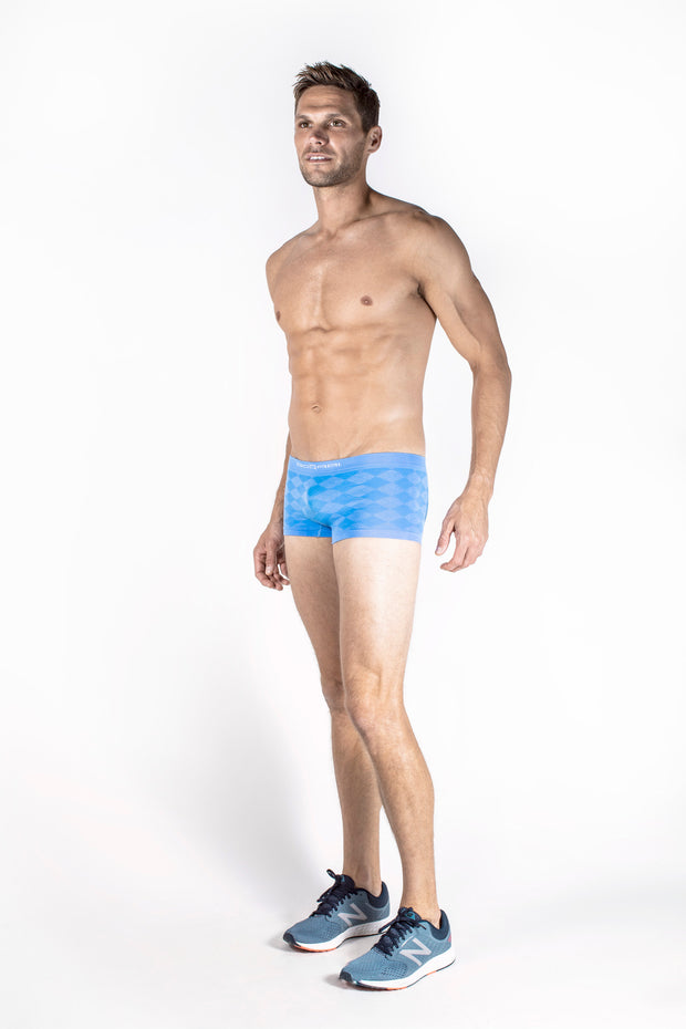 Argyle Couture Brief