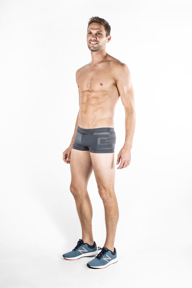 BOQARI Mesh Couture Brief