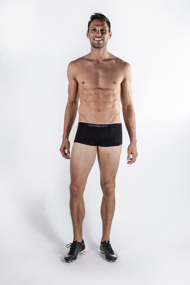 Square Mesh Couture Brief