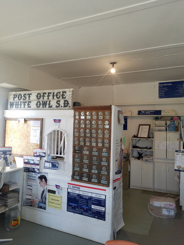 White Owl Post Office