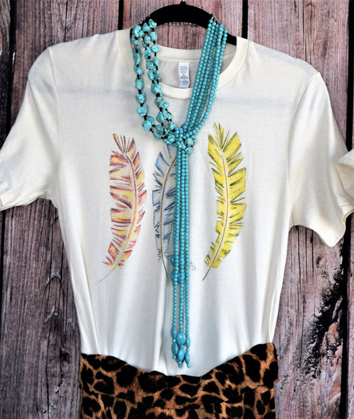Arrows and Feathers - White Owl Creek Boutique