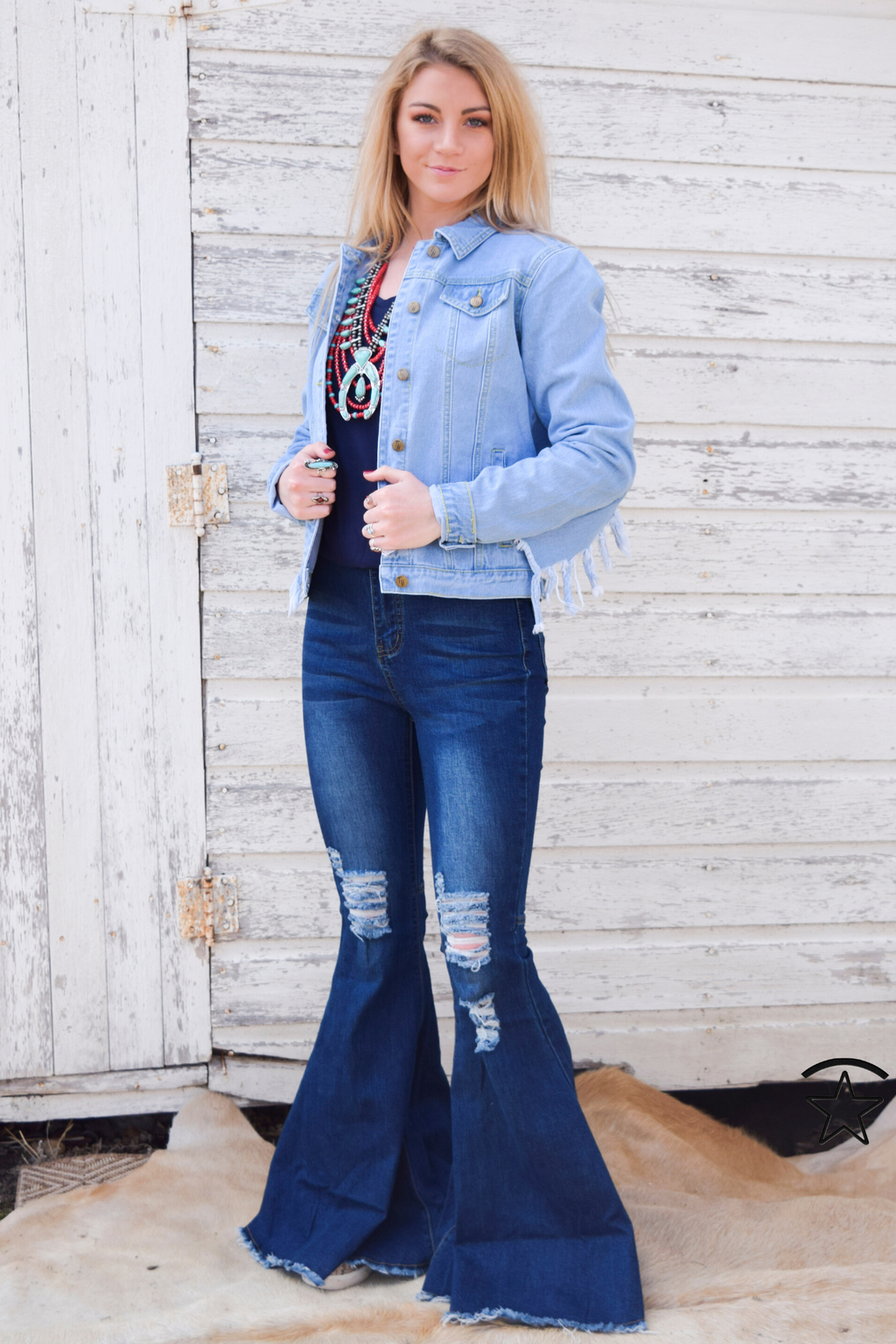 Fringe Jacket - White Owl Creek Boutique