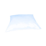 Light Blue Satin Pillow Picture