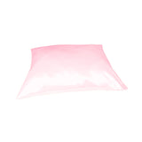 Soft Pink Satin Pillow Case
