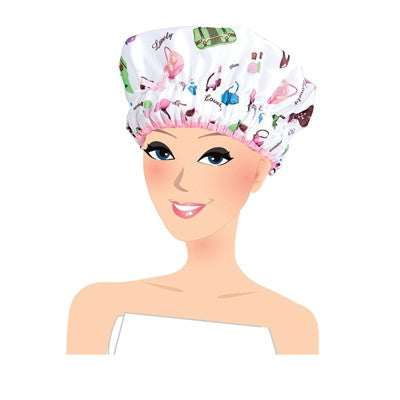Shower Cap Fun Diva Pattern