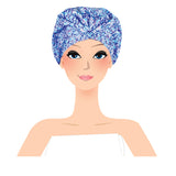 Rain Fall Shower Turban