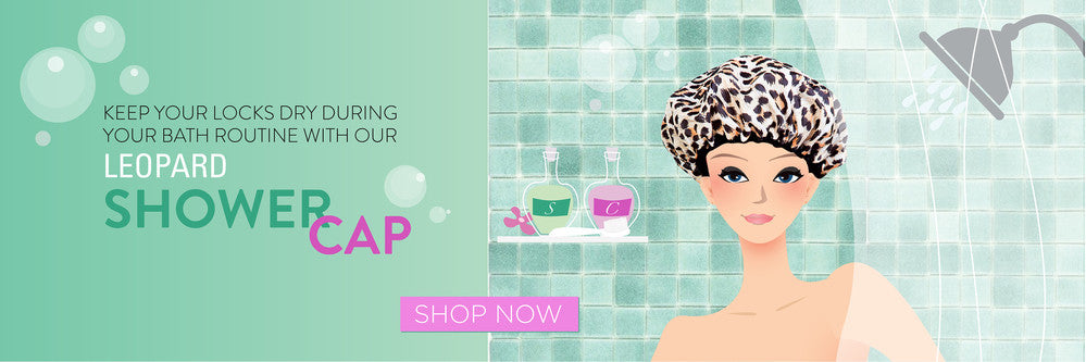 Safari Shower cap