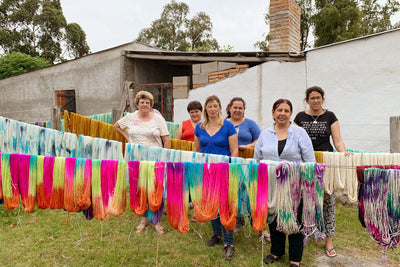 Weavers and Felters - Flores