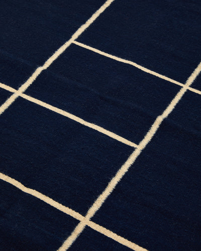 Spaces Rug - Indigo