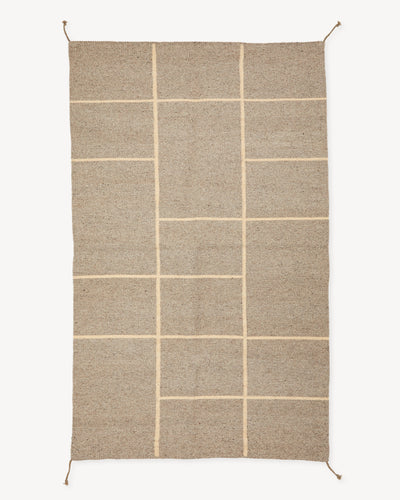 Spaces Rug - Stone