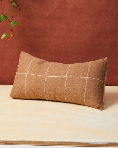 Anni Lumbar Pillow - Cedar