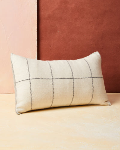 Anni Lumbar Pillow - Cream