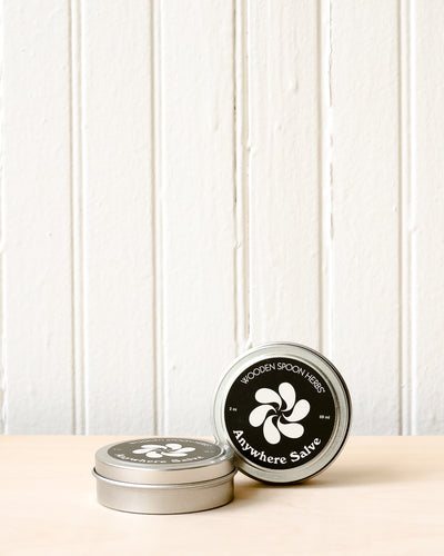 Wooden Spoon Herbs Anywhere Salve