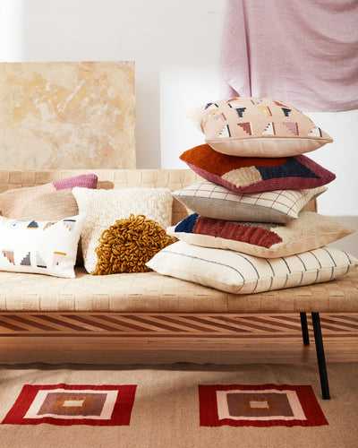Barragan Pillow - Peach