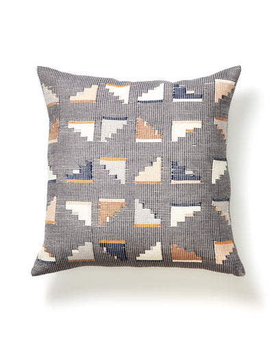Barragan Pillow - Slate