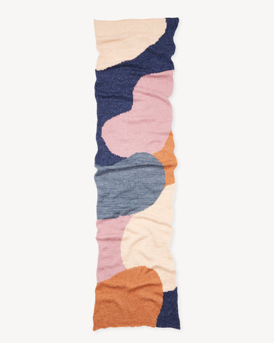 Dunes Scarf - Sunset