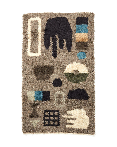 Dream Rug - Grey