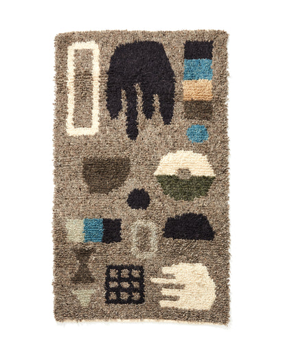 Dream Rug Grey