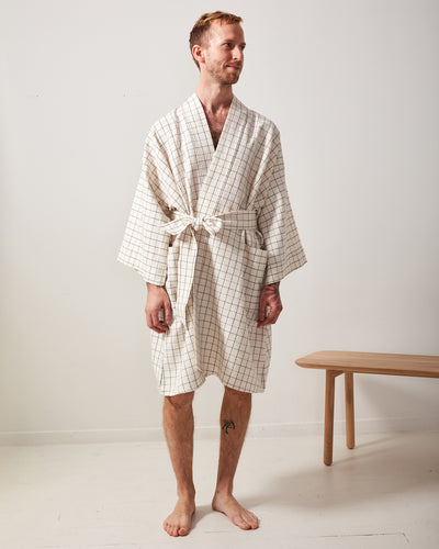 Everyday Robe - Grid