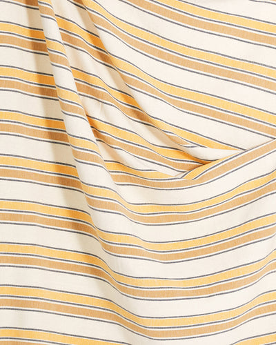 Gold Stripe — Fabric by the Yard