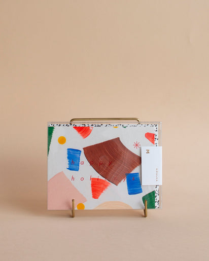 Happy Holiday Card Box Set