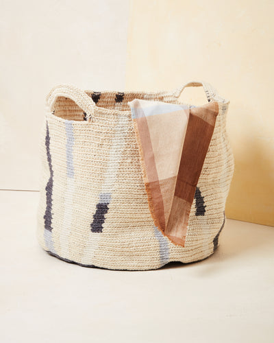 Lines Basket - Large