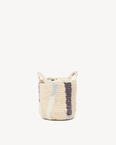 Lines Basket - Small