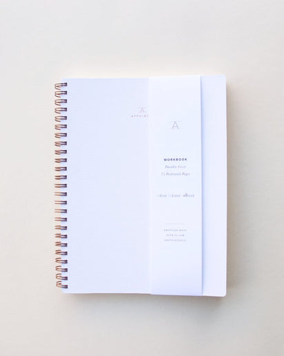 Appointed Blank Workbook