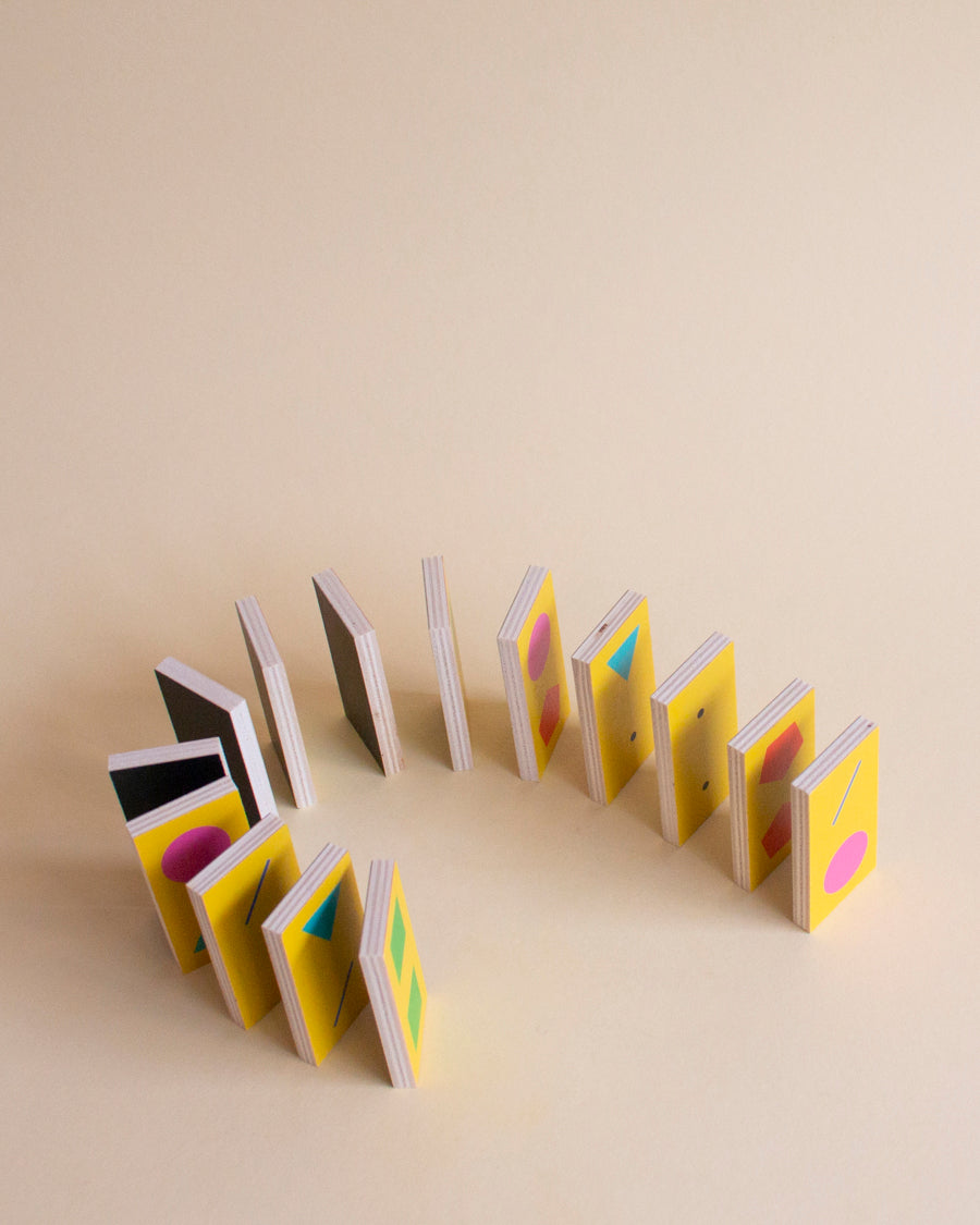 Shapes Dominoes