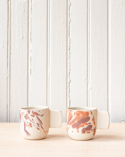Peaches Espresso Cup Set
