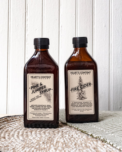 Heart's Content Apothecary Pine & Juniper Syrup