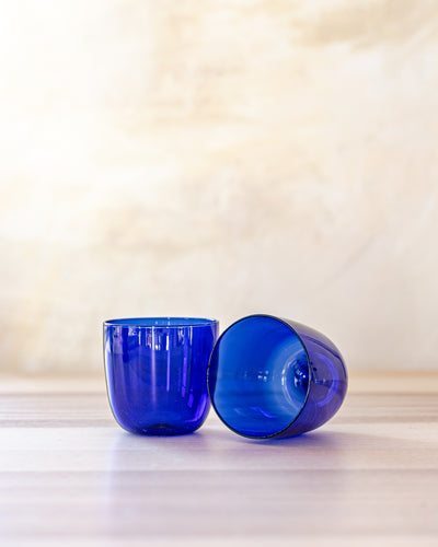 Tuccio Tumbler (set of 2) - Lyons Blue