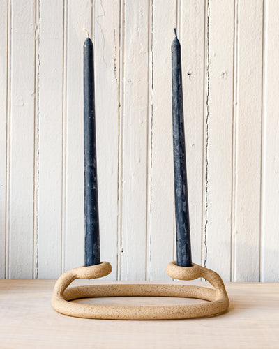 SIN Duo Candlestick - Speckled