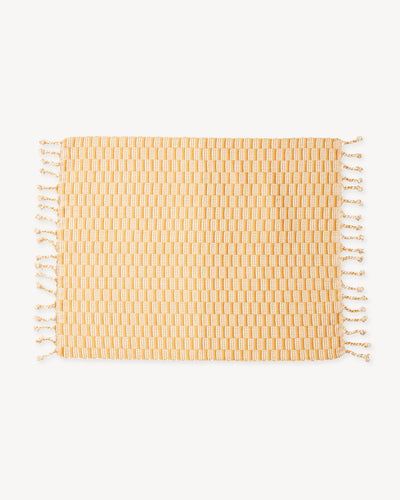 Panalito Placemat - Gold