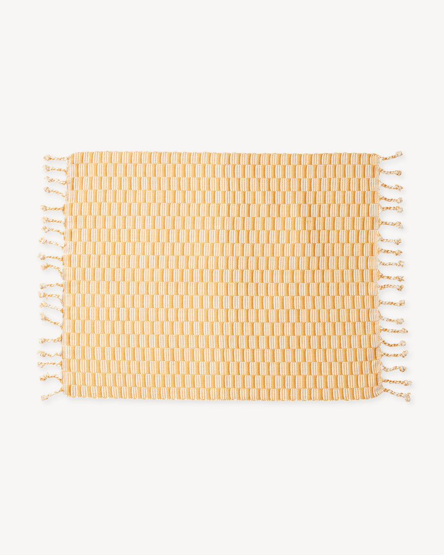 Panalito Placemat Gold